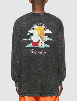 RIPNDIP Suns Out Buns Out Long Sleeve T-Shirt