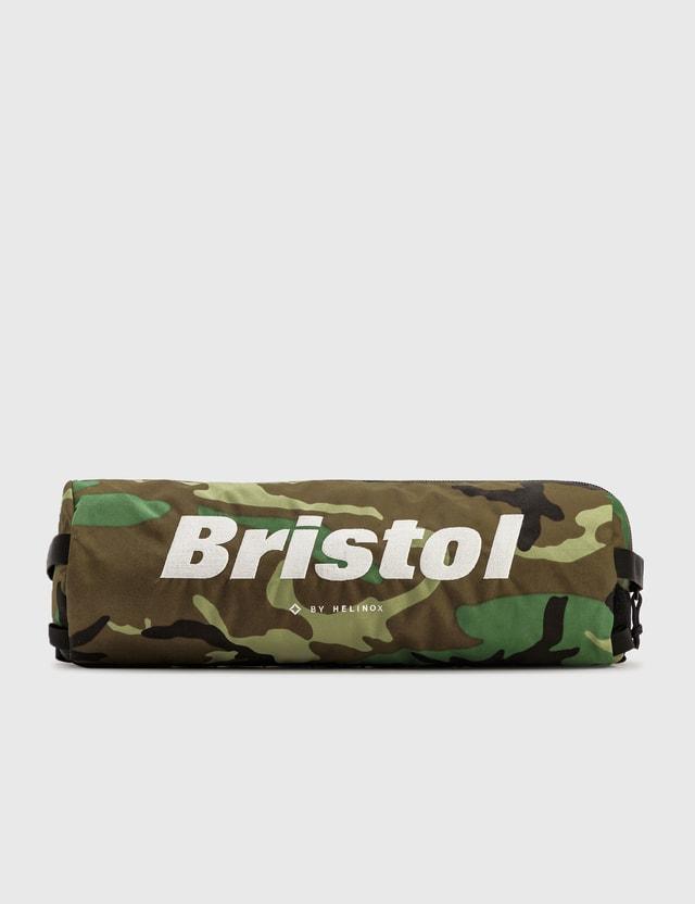 F.C. Real Bristol F.C. Real Bristol x Helinox Emblem Folding Bench Camo Men