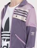 Adidas Originals Danielle Cathari x Adidas Originals Track Jacket Tech Purple Women