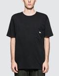 Maison Kitsune Quadri Fox S/S T-Shirt Picture