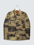 Supreme Dogs and Ducks Chore Jacket Picutre