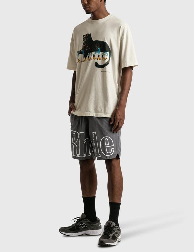 Rhude Leopard T-shirt White Men