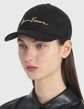 Versace GV 시그니처 캡 Nero-oro Women