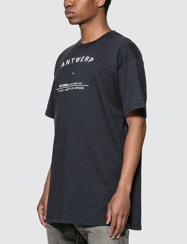 Raf Simons Antwerp Tour T-shirt