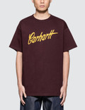 Carhartt Work In Progress Spill S/S T-Shirt Picture