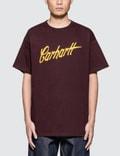 Carhartt Work In Progress Spill S/S T-Shirt Picutre