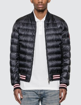 Moncler Down Bomber Jacket