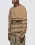 JW Anderson Logo Knitted Jumper