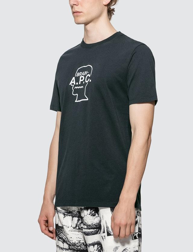 A.P.C. A.P.C. x Brain Dead Logo T-Shirt