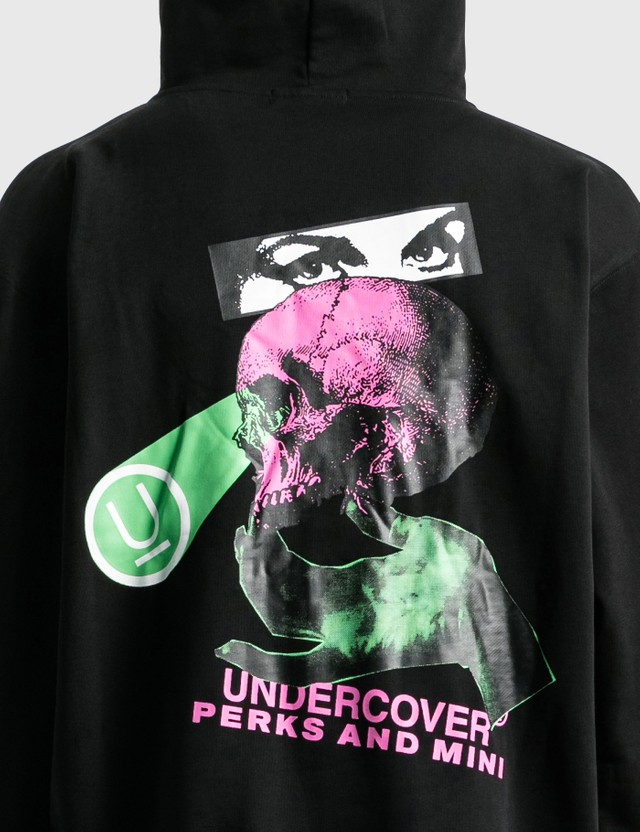 Perks and Mini P.A.M. x Undercover 2020 Hoodie A Black Men