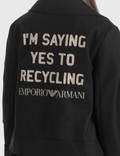 Emporio Armani R-EA Show Double Breasted Jacket Black Women