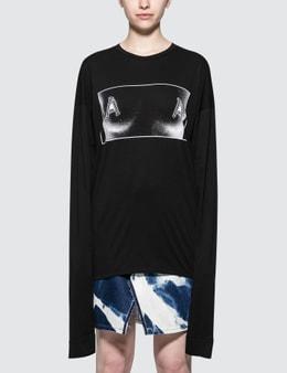 Aries Temple Tit Long Sleeve T-Shirt