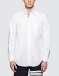 Thom Browne Classic L/S Shirt Picutre