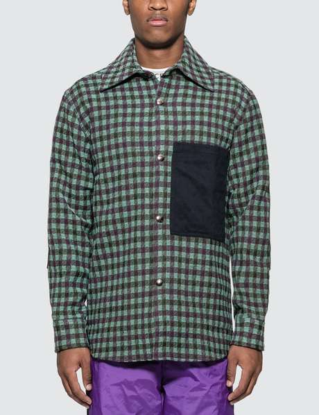 아크네 스튜디오 Acne Studios Relaxed Overshirt