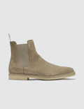 Common Projects Chelsea Boot In Suede Picture