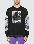 Pleasures Haircut Tye Dye Long Sleeve T-Shirt Picture