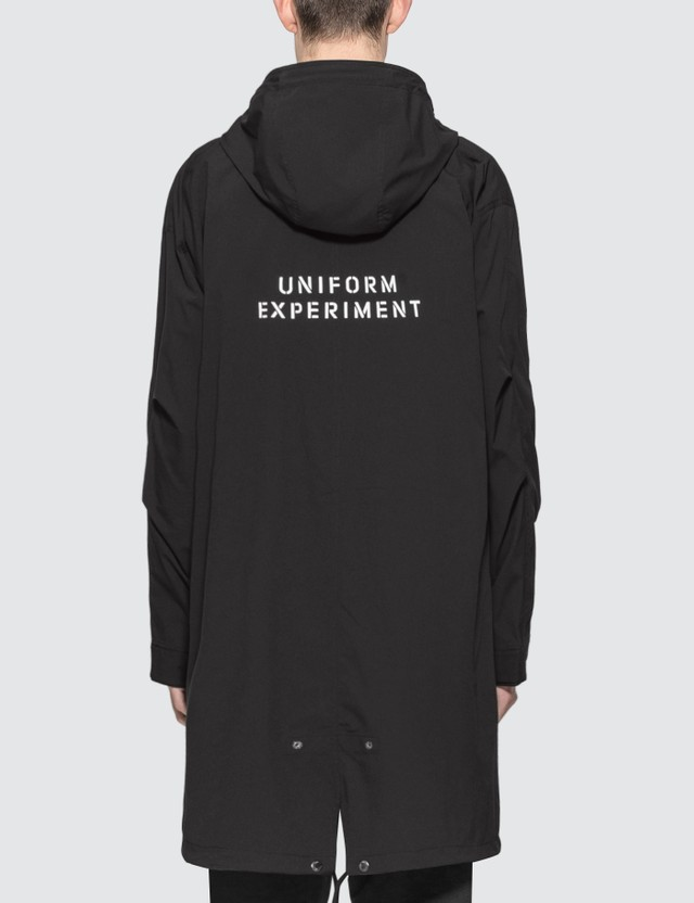 uniform experiment Mil Hooded Coat