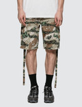 Maharishi Camo M51 Cargo Shorts Picutre
