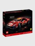 """LEGO Ferrari 488 GTE """"AF Corse #51"""" Picture"""