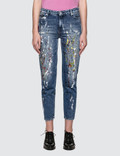 Calvin Klein Jeans Sterling Straight Ankle Jeans Picture