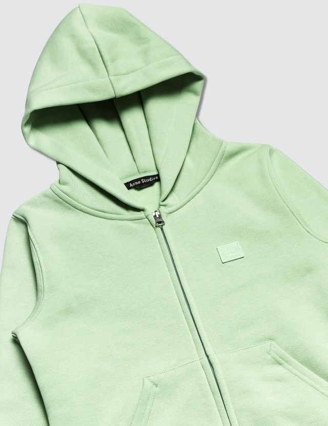 Acne Studios Mini Ferris Zip Face Full Zip Hoodie