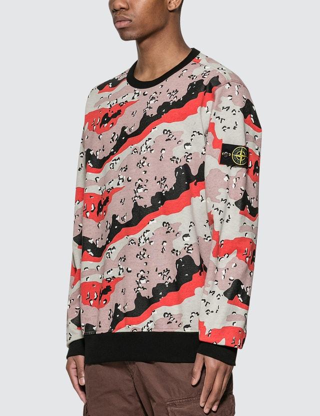 Stone Island Desert Camo Sweatshirt