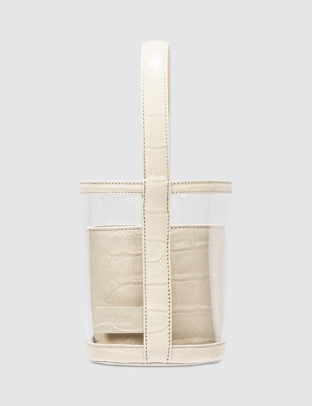 Staud Clear Bissett Bag