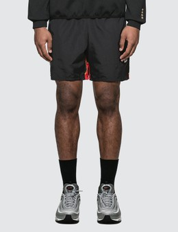F.C. Real Bristol Fire Flame Shorts