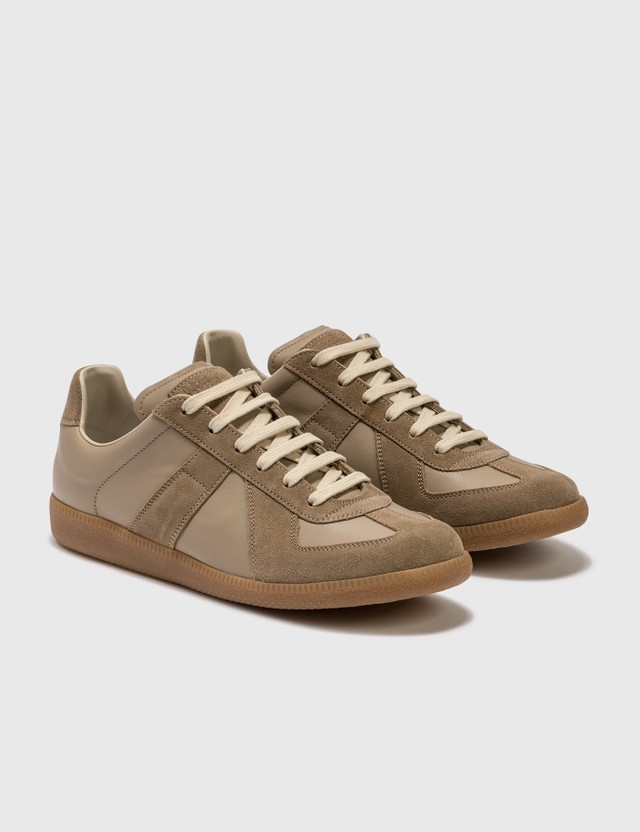 Maison Margiela Replica Low Top Sneakers Mouton Men