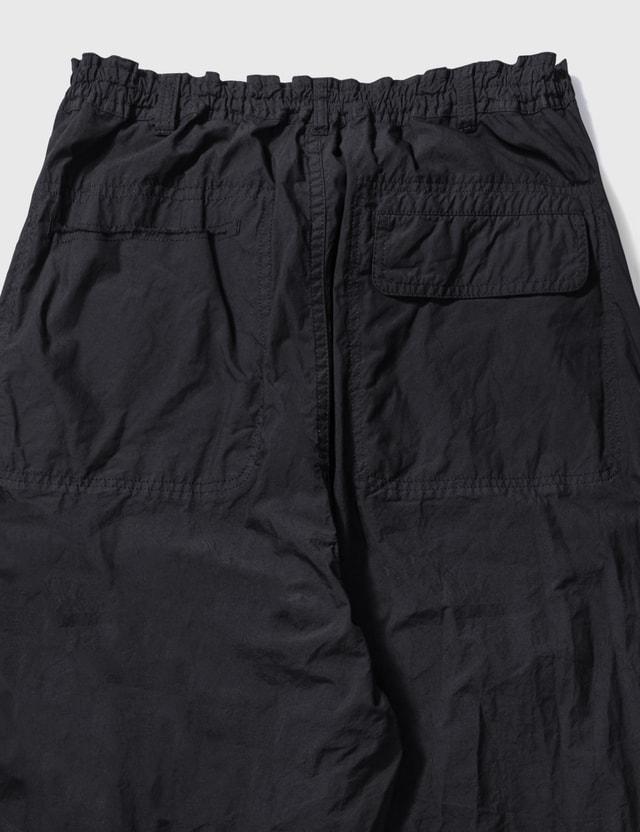 Undercover Cotton Loose Pants Black Men