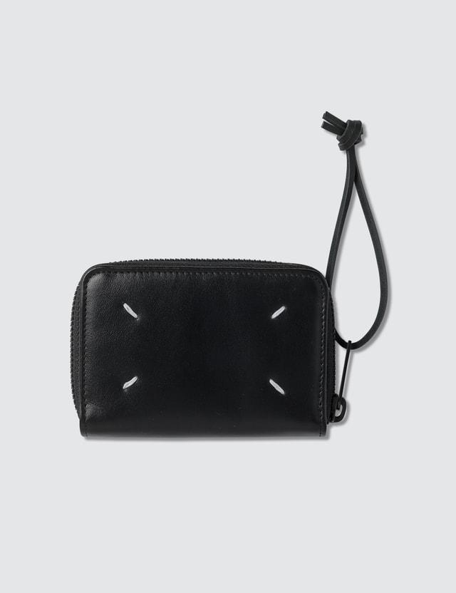 Maison Margiela Stereotype Zip Wallet