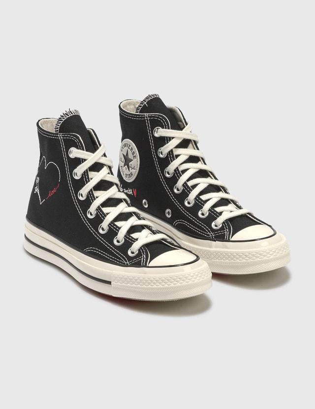 Converse Chuck 70 Hi Black/egret/black Women