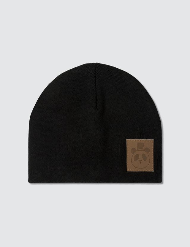 Mini Rodini Panda Hat