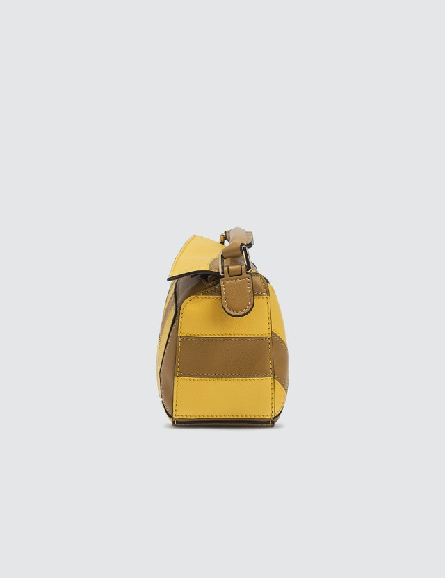 Loewe Mini Puzzle Rugby Bag