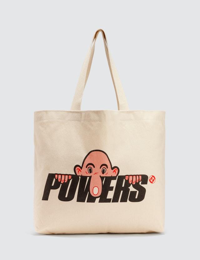 Powers Kilroy Tote Bag Natural Men