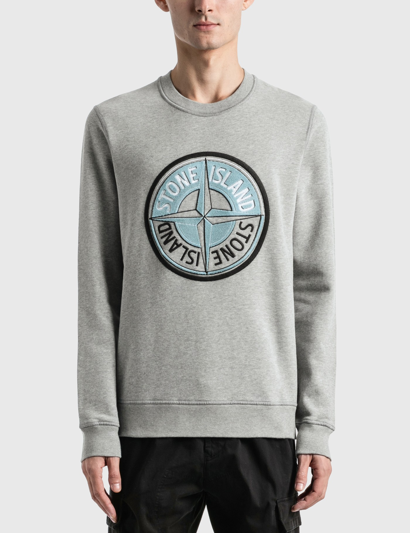 Compass Logo Sweatshirt