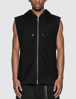 Mastermind World Sleeveless Logo Hooded Sweatshirt