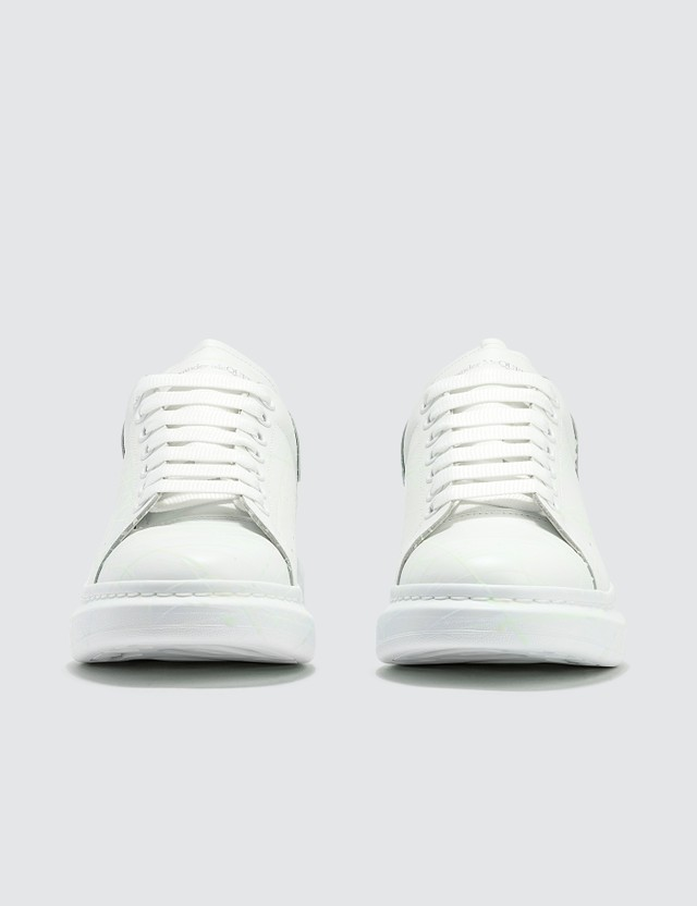 Alexander McQueen Paint Oversized Sneaker