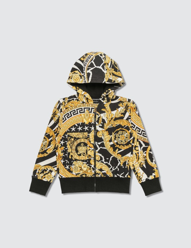 Versace Baroque Zip-Up Jacket (Toddler)