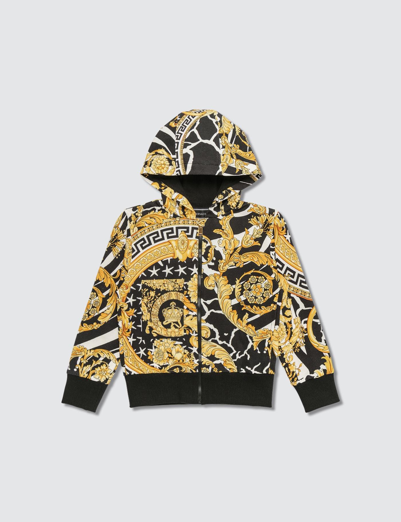 Baroque Zip-Up Jacket (Toddler)