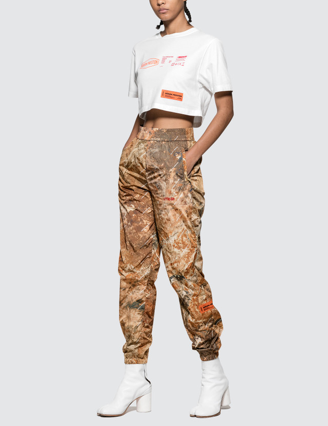 Heron Preston Nylon Camo Ctnmb Pants