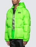 Misbhv Europa Down Jacket Neon Green Men