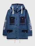 Junya Watanabe Junya Watanabe Denim Jacket Picture