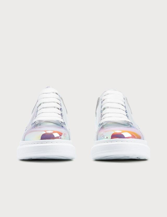 Alexander McQueen Fantasy Transparent Oversized Sneaker Multi/white Women