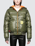 R13 Reversible Puffer Down Jacket Picture