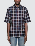 Helmut Lang Snap Front S/S Shirt Picture