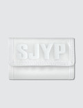 SJYP SJYP Logo Card Wallet Picture
