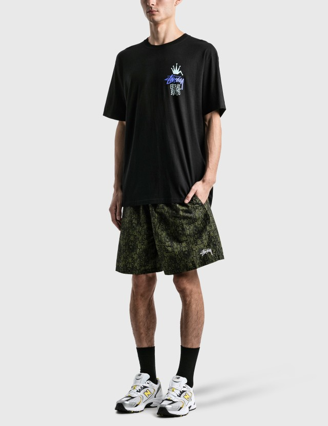 Stussy Global Roots T-Shirt Black Men