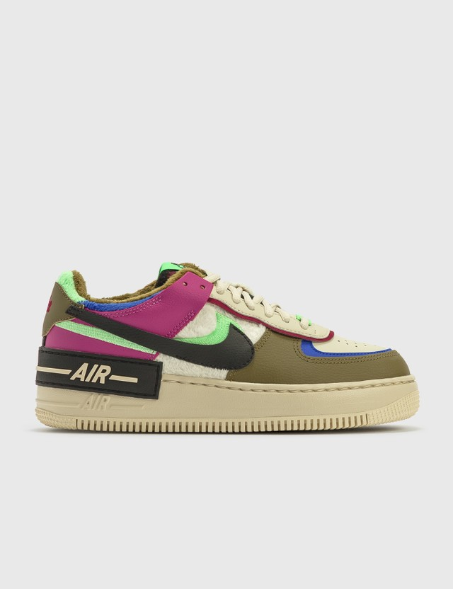 Nike Nike Air Force 1 Shadow SE Cactus Flower/fossil-olive Flak Women