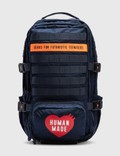 Human Made Military Backpack Picture